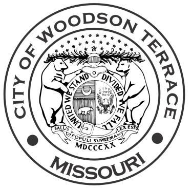 w City of Woodson Terrace Missouri Minutes 4323 Woodson Road Woodson Terrace, MO 63134 Office: 314-427-2600 Fax: 314-427-0571 REGULAR BOARD OF ALDERMAN MEETING Woodson Terrace City Hall December 17,