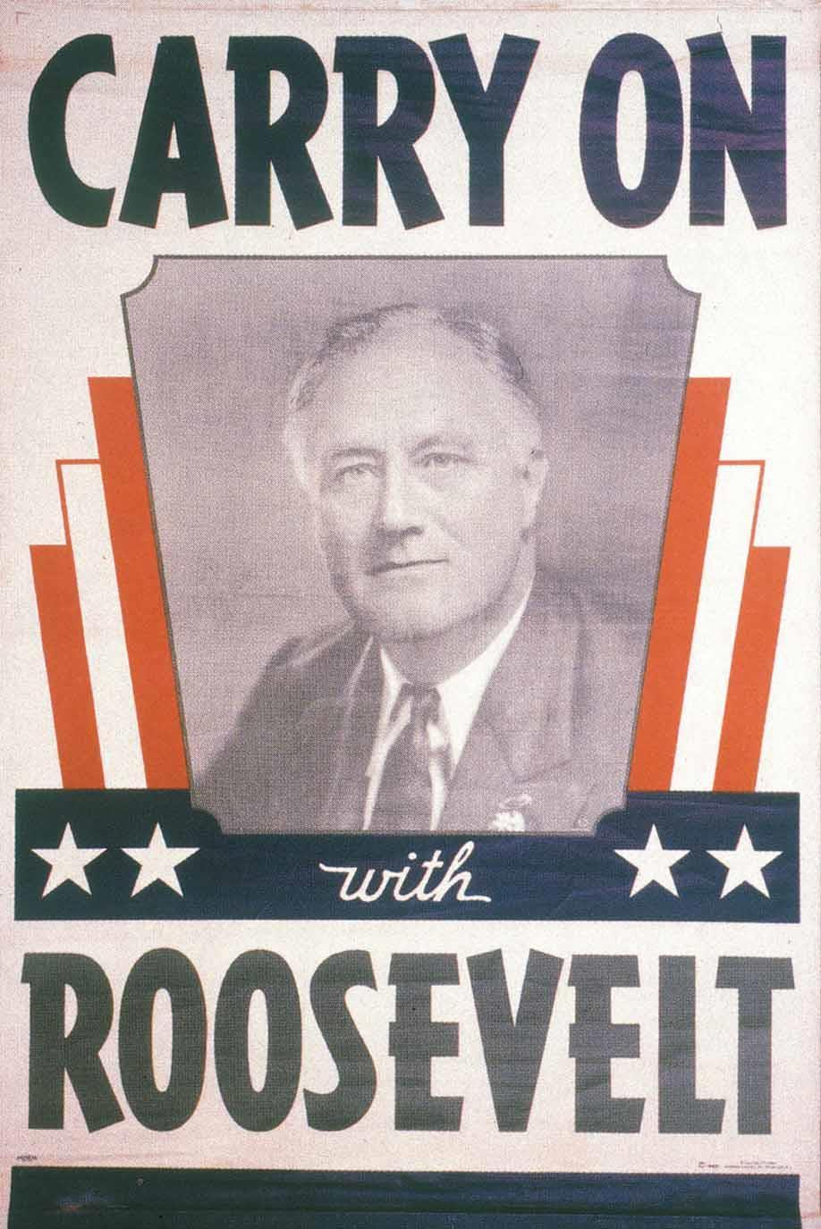 The Roosevelt realignment 8.