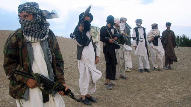 Taliban out of control and searching for Osama bin Laden Operation Iraqi Freedom Desert Storm Military