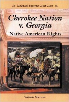 Supreme Court said that Cherokee was a domestic dependent nation but they could not sue the court Worcester v.