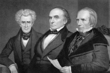 The Changing Face of American Politics The Whigs were led by Henry