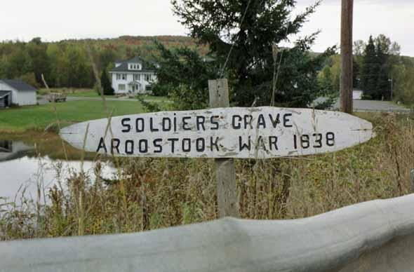 The Changing Face of American Politics In the Aroostook War, lumberjacks from