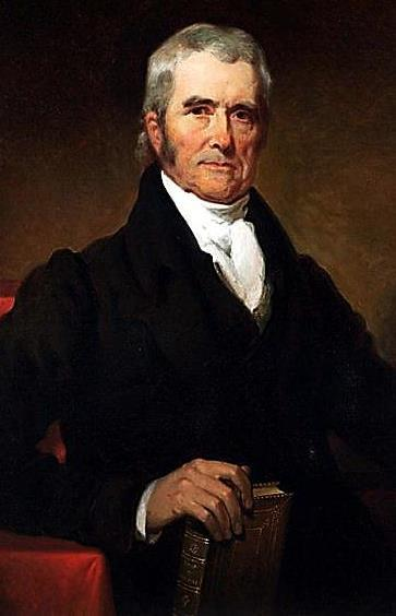 Chief Justice John Marshall served as Chief Justice of the Supreme Court from 1801 to 1835 Over three decades, Marshall s ruling helped strengthen the power of the national gov t over the states and