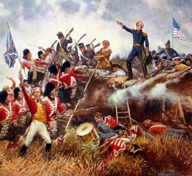 The War of 1812 (1812 1815) Before news arrived, the Americans beat the British at the Battle of New Orleans General