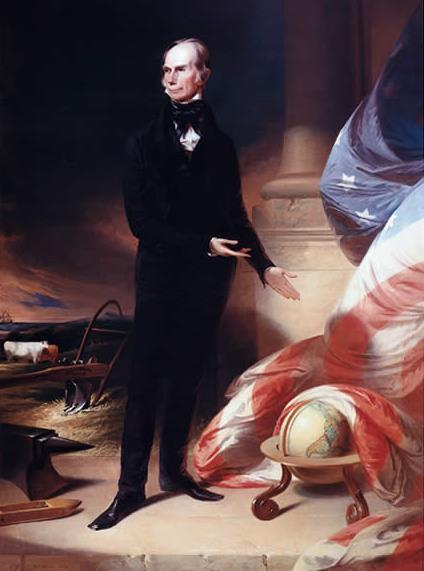 Kentucky Congressman Henry Clay What aspects of this