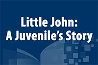 Unit V: U.S. Supreme Court Rulings Before we begin, watch the video linked below that continues the story of Little John, a juvenile. https://online.