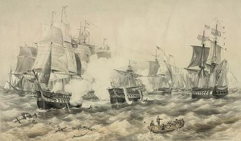 The War of 1812: The Military and Major Battles The Battle of Lake Erie U.S.