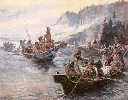Lewis and Clark (cont.) Did not discover a northwest passage Collected much new, valuable information U.S.