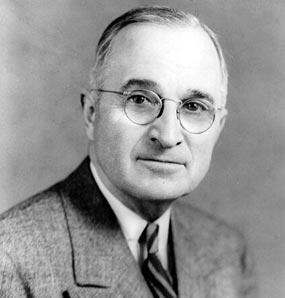 Truman told Congress, I believe that it must be the policy of the United States to support free peoples who are resisting subjugation by armed minorities