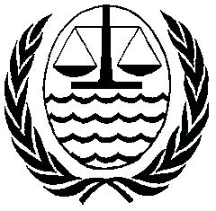 INTERNATIONAL TRIBUNAL FOR THE LAW OF THE SEA STATEMENT BY H.E. JUDGE SHUNJI YANAI PRESIDENT OF THE INTERNATIONAL TRIBUNAL FOR THE LAW OF THE SEA