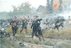 Prussia overwhelming victory over France in 1870 brought Napoleon III and has Second Empire to an end Resulted in modern Germany as the dominant power in Central Europe On Dec.