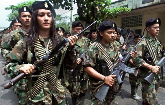 infiltrate areas of suspected guerrilla influence, and also for civilian helpers to travel alongside military units.