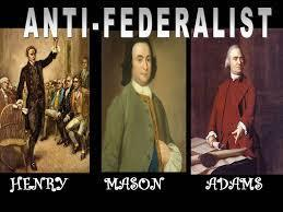 For Federalists, the Constitution was necessary in order to protect the liberty and independence that was gained from the American Revolution.