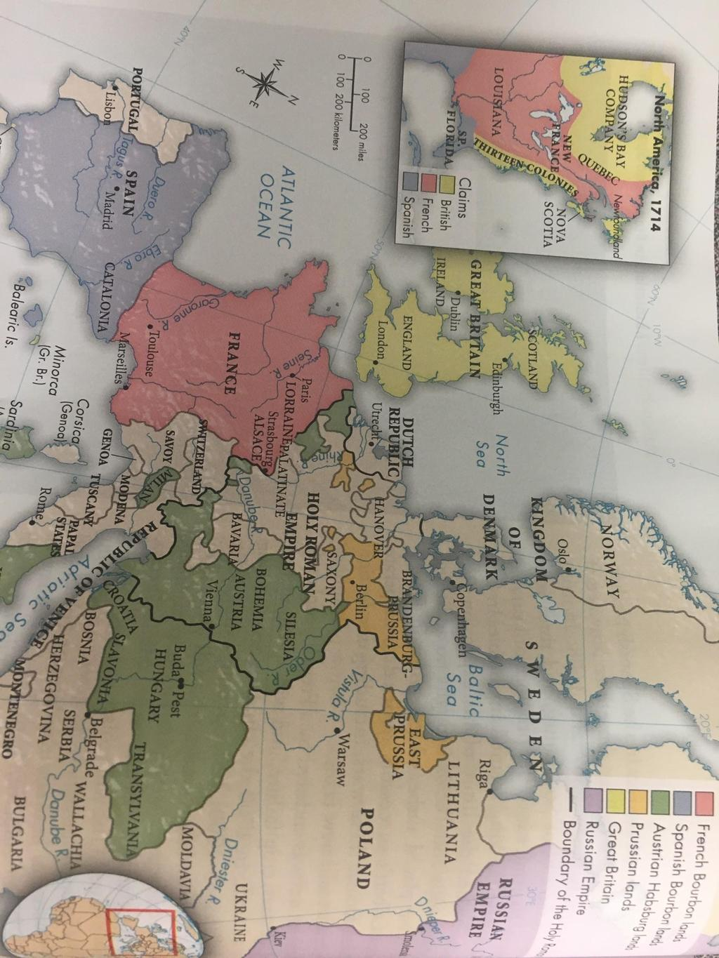 Enlightened Absolutism Prussian, Russian,