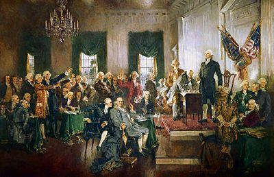 The Constitutional Convention Guiding Question: How did leaders reshape the