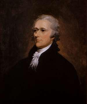 ALEXANDER HAMILTON New York delegate to Constitutional conventions Another author of Federalist Papers Secretary of Treasury for Washington Secretary of State for Jefferson
