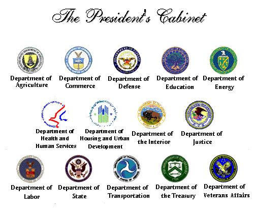 President's Cabinet When