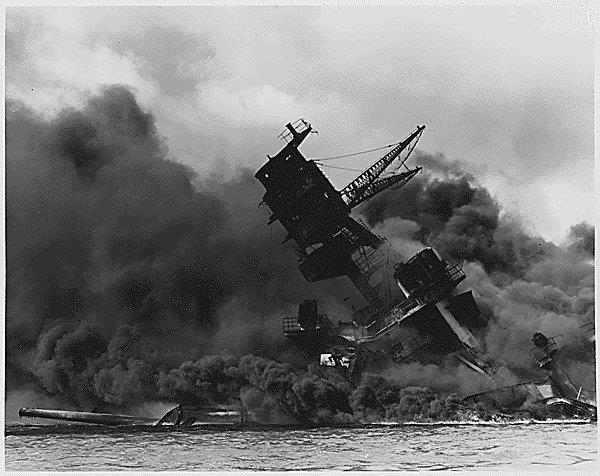Pearl Harbor Japanese attack U.S.
