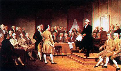 lawyers u 24 served in the Continental Congress u 21 were military officers of the American Revolution
