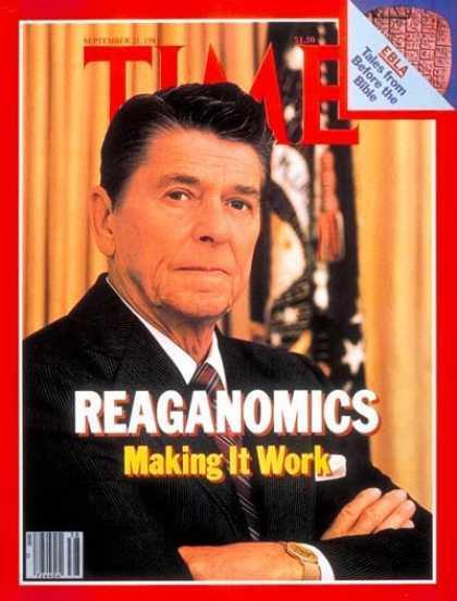 Reaganomics Reagan s deregulation led to price wars, lower prices, and increased spending by