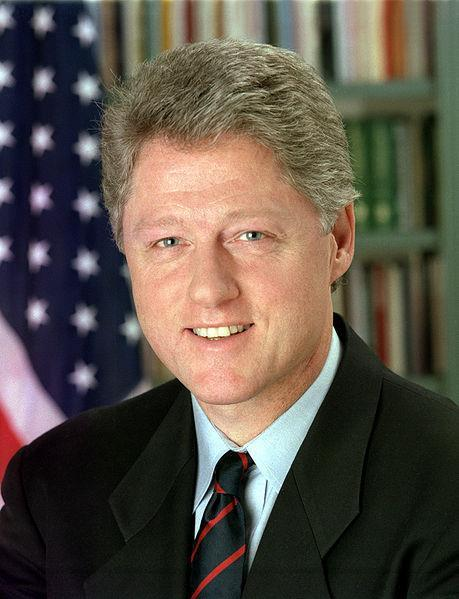 e. Explain the relationship between Congress and President Bill Clinton; include the North American Free Trade Agreement and his impeachment and acquittal.