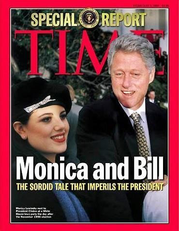 The Impeachment of President Clinton In January 1998 Clinton was linked to an improper relationship