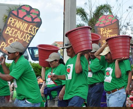 Coalition of Immokalee Workers The Coalition of Immokalee Workers (CIW) has been engaged in their Fight for Fair Food Campaign for more than ten years.