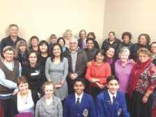Multiculturalism Workshop workshop was hosted by Waitaki District Council and the Waitaki Multicultural Council with interactive discussion and collection of feedback.