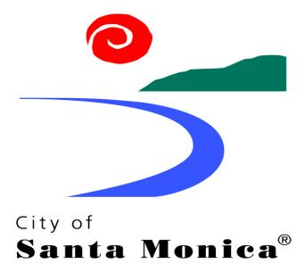 INITIATIVE/CHARTER AMENDMENT INFORMATION SHEET The following information is provided to all Santa Monica residents by the City Clerk s Office of the City of Santa Monica with the intent of clarifying