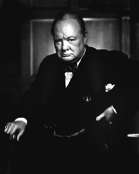 Cold War: Churchill s Iron Curtain Speech 1946 Background Churchill s Conservative Party lost the 1945 general
