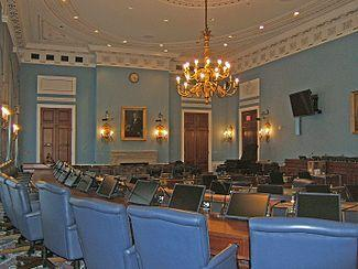 committee rooms is Congress at work.