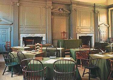 First Continental Congress (1774) 55 delegates from 12 colonies meet in Philadelphia in 1774 Agenda How to respond