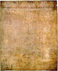 Why was the Declaration so important?