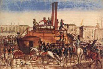 Robespierre is Executed Members of the Convention turned on the Committee of