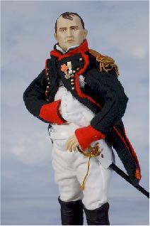 Napoleon Bonaparte Popular military hero who had won a series of brilliant victories against the Austrians
