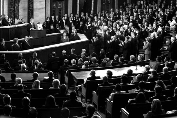 The Senate tries an impeached president. With enough votes, both houses may override a president s veto. Senate approves treaties and presidential appointments.