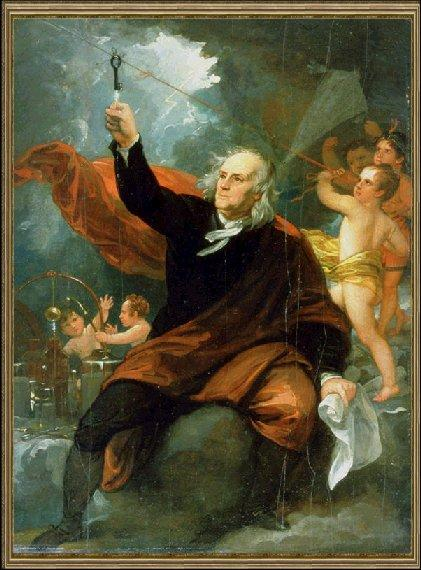 The American Enlightenment Franklin embodied the Enlightenment ideal of humane rationality.