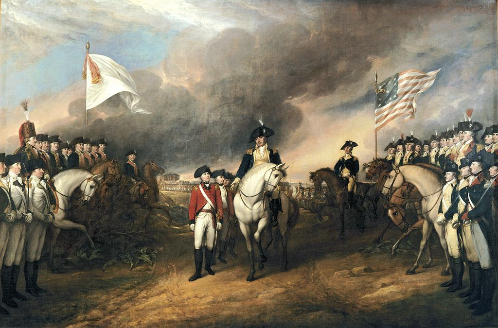The Patriot victory at Battle of Yorktown ended the American Revolution.