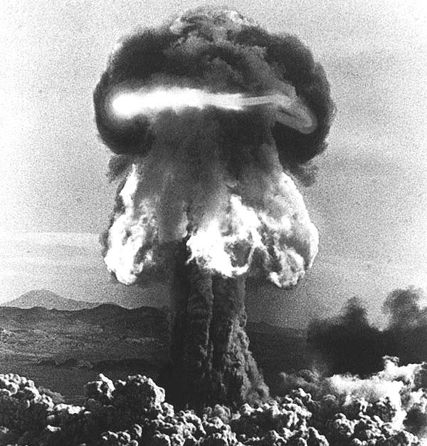 The USSR detonated its first bomb in 1949.