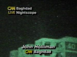 Changing times 1980: CNN goes on the air, promises not to sign off until the end of the world 1991: Gulf War makes CNN the place