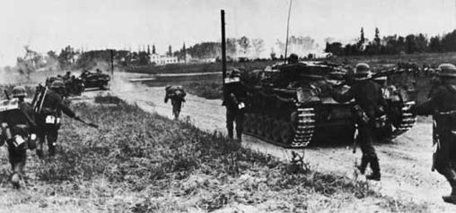 September 1, 1939 Hitler launches invasion of Poland