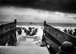 D- Day (Allied invasion of Europe) Western Allies