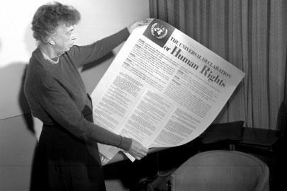 The Universal Declaration of Human Rights Established and adopted by members of the United