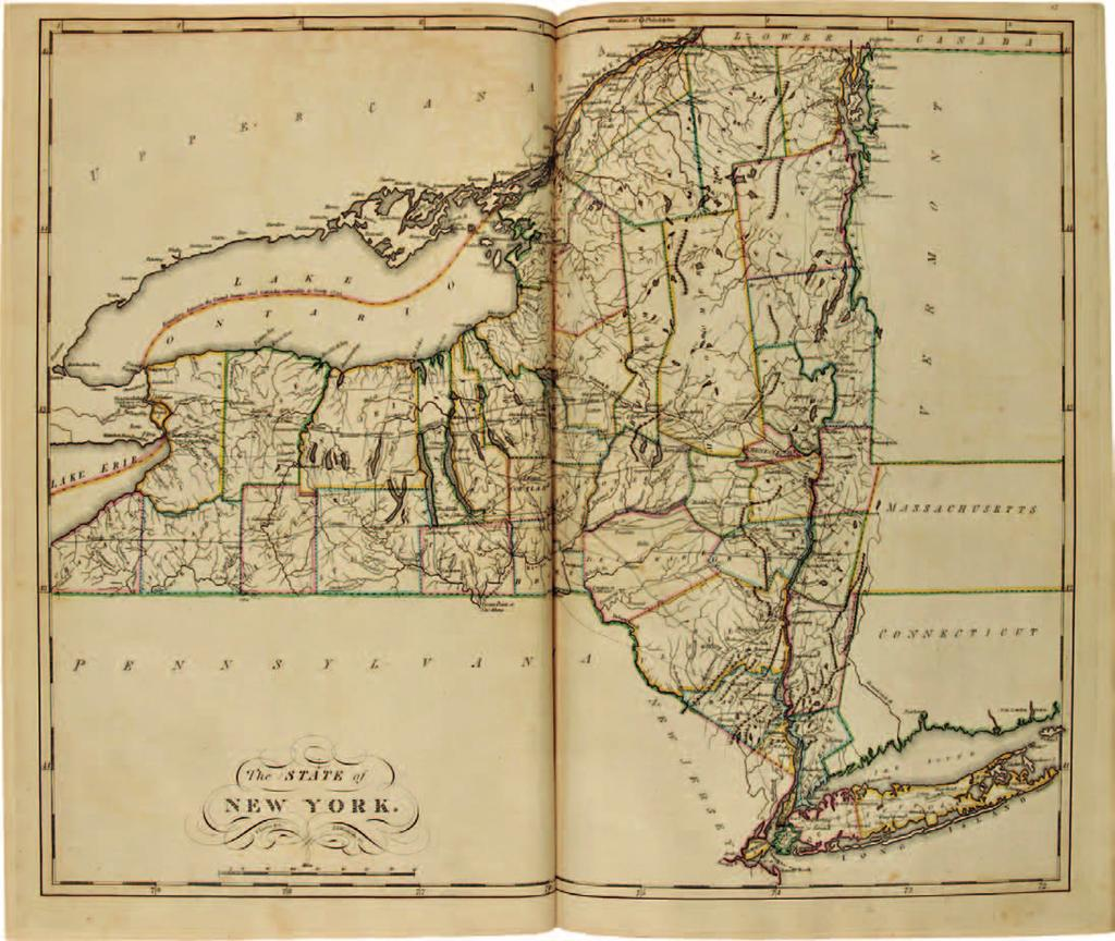 Important Early American Atlas 30. Carey, Mathew: CAREY S GENERAL ATLAS, IMPROVED AND ENLARGED: BEING A COLLECTION OF MAPS OF THE WORLD... Philadelphia: Published by M. Carey, 1814.