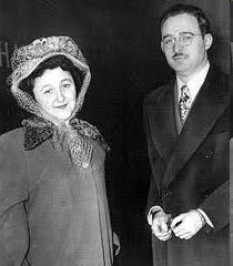 Rosenberg's Trial Ethel and Julius