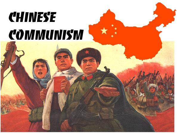 Communism in Asia China- 1949 Communists take over (Not