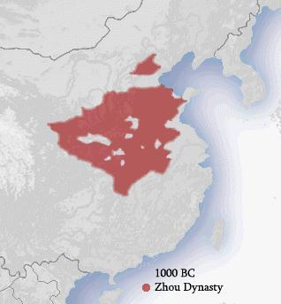 Rise of the Zhou 1050 BCE King Wen of the Zhou plans rebellion against Shang Dynasty 1045 BCE King Wu (son of King Wen) leads military coalition