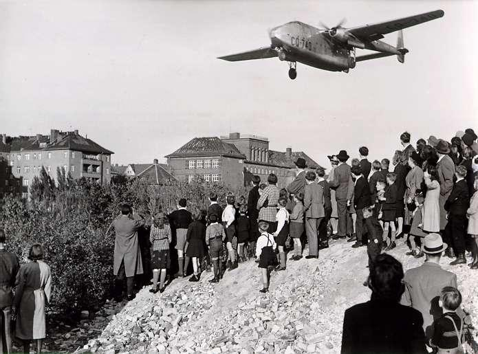 Berlin Airlift, 1948-1949 Stalin closed all roads and railways into West Berlin in an attempt to control all of