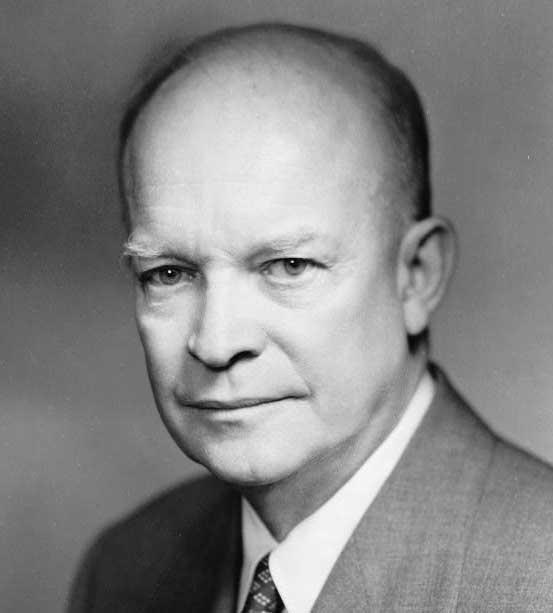 "Eisenhower's ""New Look"" Massive Retaliation ""Brinksmanship"" Threaten to use nuclear weapons to prevent communism from spreading Arms build up ""More bang for the buck"" CIA- Central"