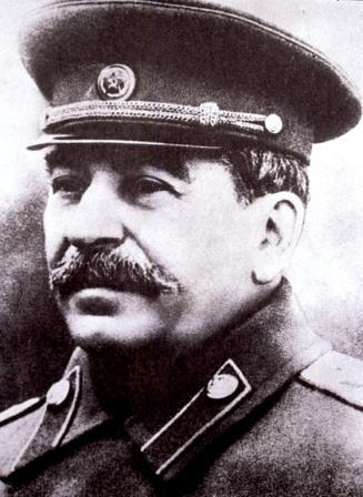 The terror and the purges Joseph Jughashuili changed his name to Stalin (man of steel). He was the leader of Russia by 1930 and was determined to get rid of any rivals.